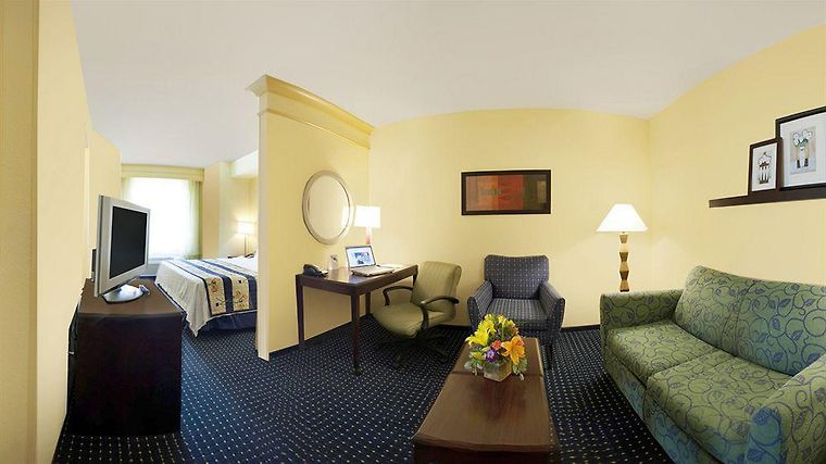 Springhill Suites Cheyenne Room