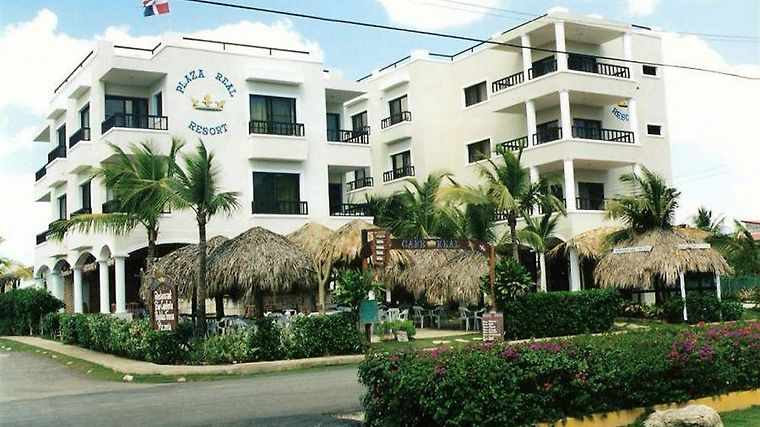 Plaza Real Resort Exterior