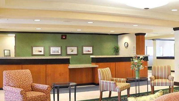Fairfield Inn & Suites Wausau Interior