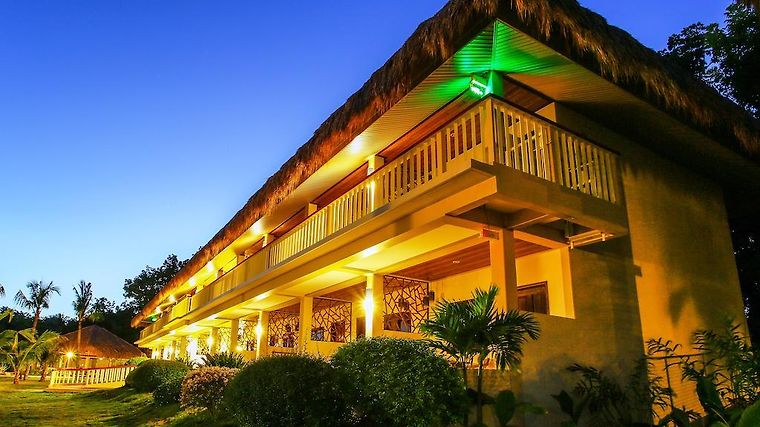 Bohol Beach Club Exterior Hotel information