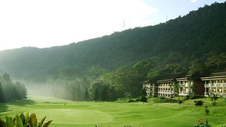 Handara Golf And Resort Bali, Bedugul Exterior