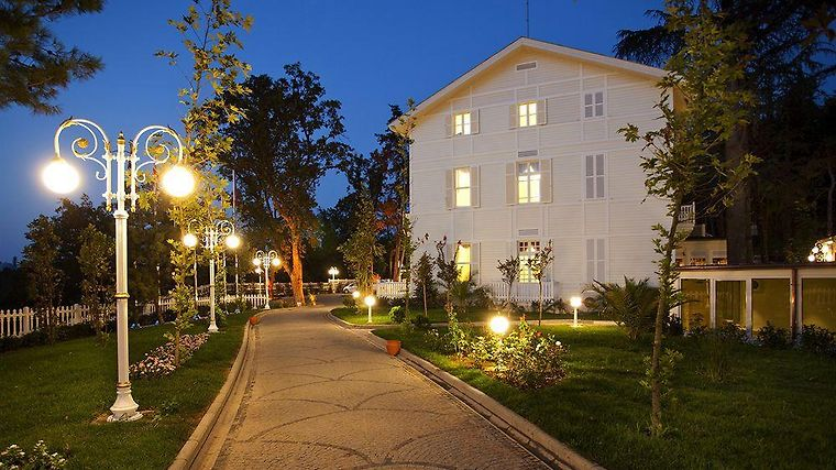 Limak Thermal Boutique Hotel Exterior