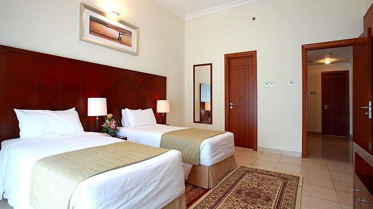 Rose Garden Hotel Apartments Dubai photos Exterior