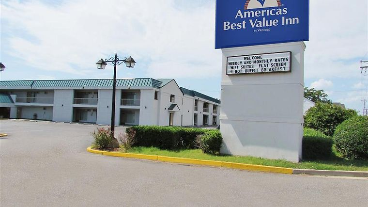 Americas Best Value Inn & Suites- Lexington Park Exterior Exterior