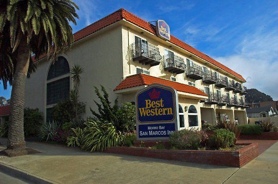 Hotel Best Western San Marcos Inn Morro Bay Ca 3 United States From Us 201 Booked