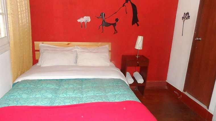 Pirwa Bed & Breakfast Inclan Lima Exterior