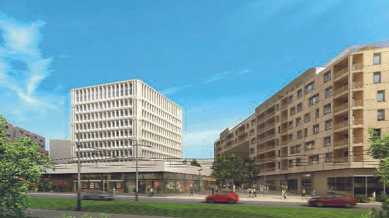 Appart'City Confort Paris Velizy Exterior