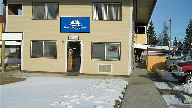 Canadas Best Value Inn Olds Exterior Exterior