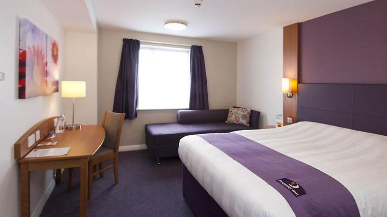 Premier Inn London Kensington - Olympia Exterior Hotel information