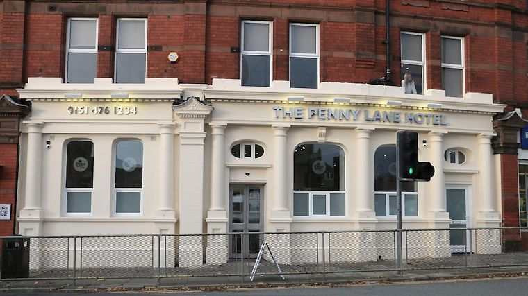 Penny Lane Hotel Exterior Hotel information