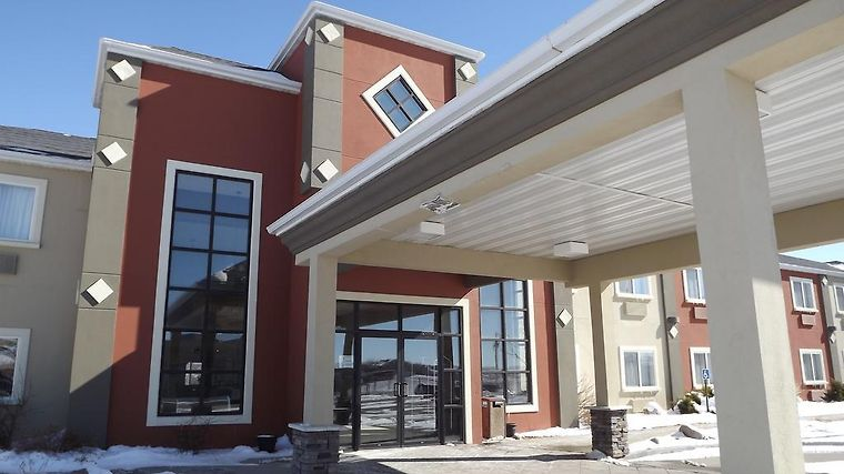 Howard Johnson Inn And Suites Oacoma Exterior Hotel information