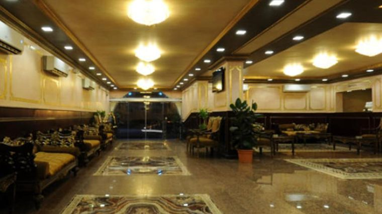 Manar White Palace Hotel Exterior Hotel information