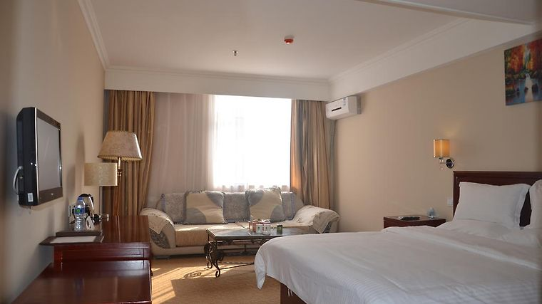 Greentree Inn Dalian Airport Express Hotel Exterior Hotel information