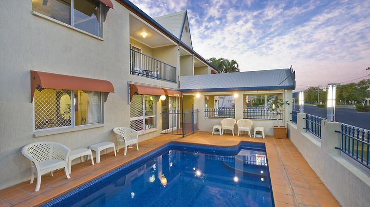 Rockhampton Serviced Apartments Exterior Hotel information