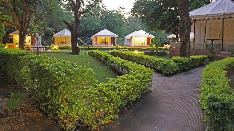 Aravali Tents Resorts Exterior Hotel information