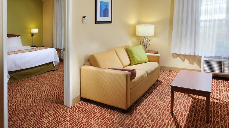 Towneplace Suites Forth Worth Southwest Room Hotel information