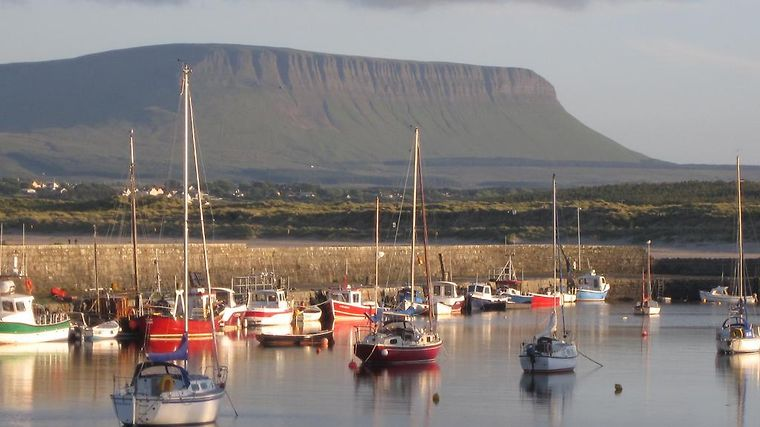 Beach Mullaghmore Exterior Hotel information