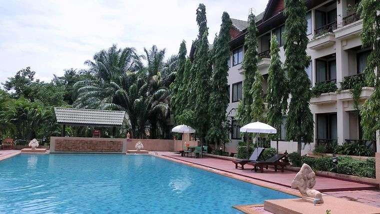 Ubon Buri Hotel & Resort Room