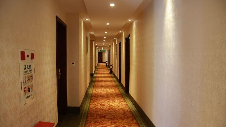 Greentree Inn Shantou Chengjiang Road Business Hotel Exterior Hotel information
