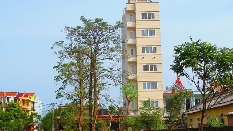 Nam Long Plus Hotel Exterior Hotel information