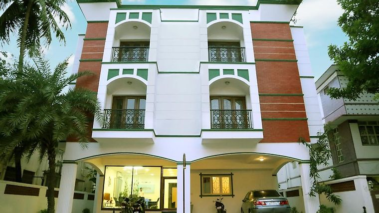 Gem Parc Luxury Service Apartment At Nungabakkam Exterior Hotel information