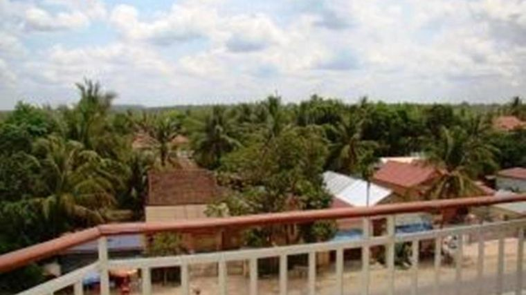 Angkor Jin Guesthouse Exterior Hotel information