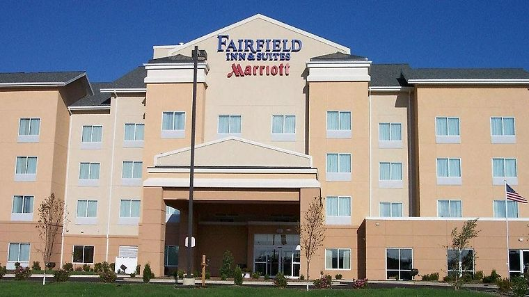Fairfield Inn & Suites Effingham Exterior Hotel information
