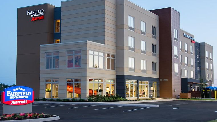 Fairfield Inn & Suites Moncton Exterior Hotel information