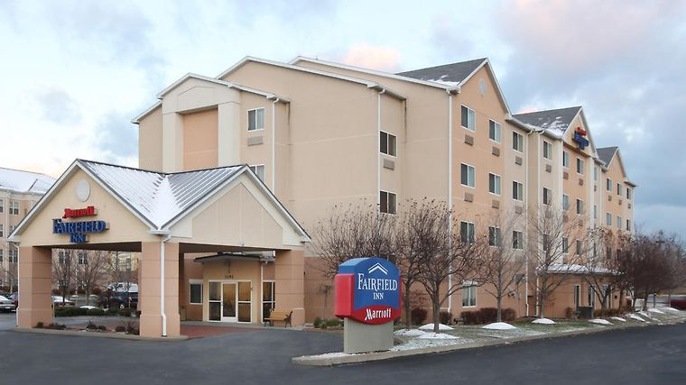Fairfield Inn Erie Millcreek M Exterior Hotel information