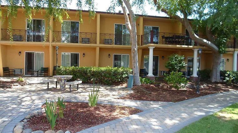 °SAN JOSE AIRPORT GARDEN HOTEL SAN JOSE, CA 3* (United States)   From £ 82  | HOTELMIX