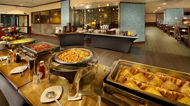 Holiday Inn Express Rockville - Bethesda North Restaurant Hotel information