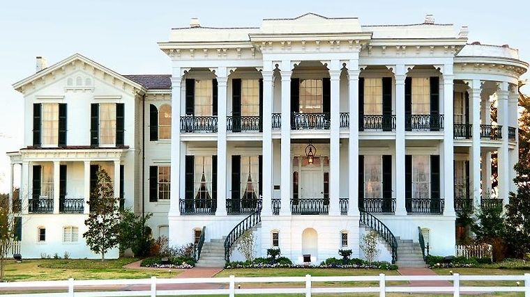 Nottoway Plantation Historic Hotels Of America Exterior Hotel information