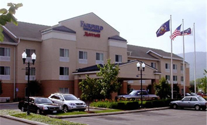 Fairfield Inn & Suites Williamsport Exterior Photo album