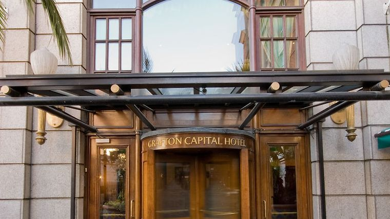 Grafton Capital Hotel Hotel Due To Close In 1St Half Of 2016 Exterior