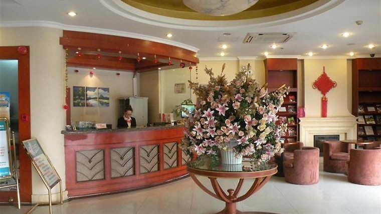 Greentree Inn Nanqiao Middle Renmin Road Exterior GreenTree Inn Shanghai Nanqiao Middle Renmin Road Express Hotel