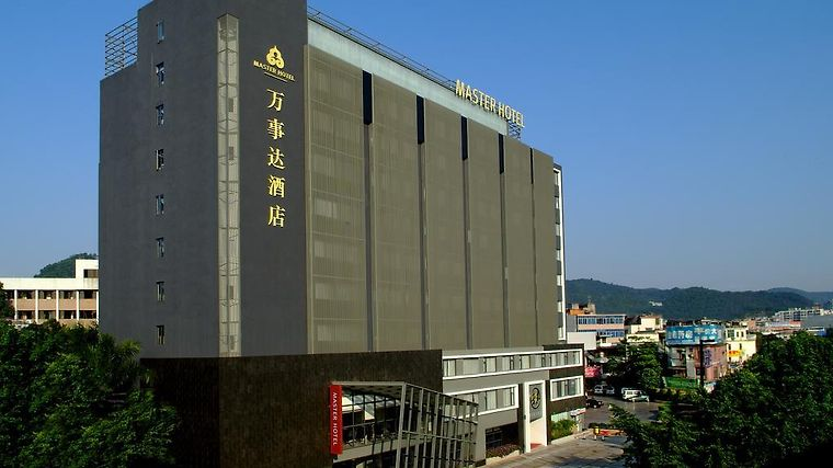 Master Hotel Tian He photos Exterior Hotel information