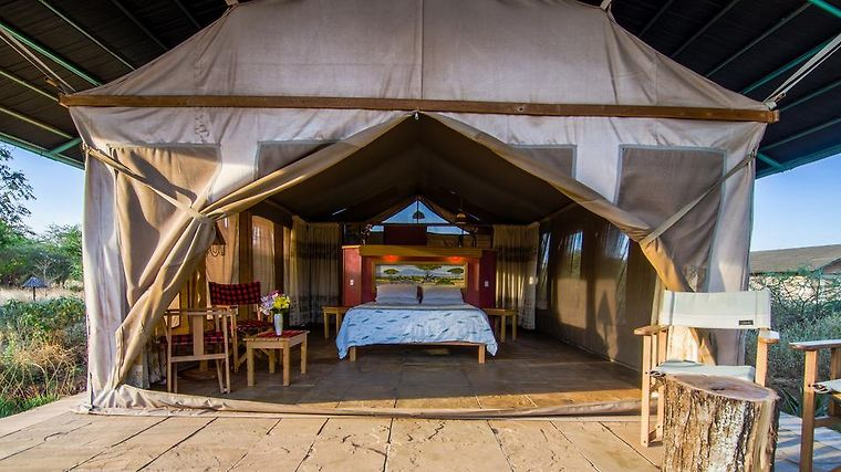Sentrim Amboseli Lodge photos Exterior Hotel information