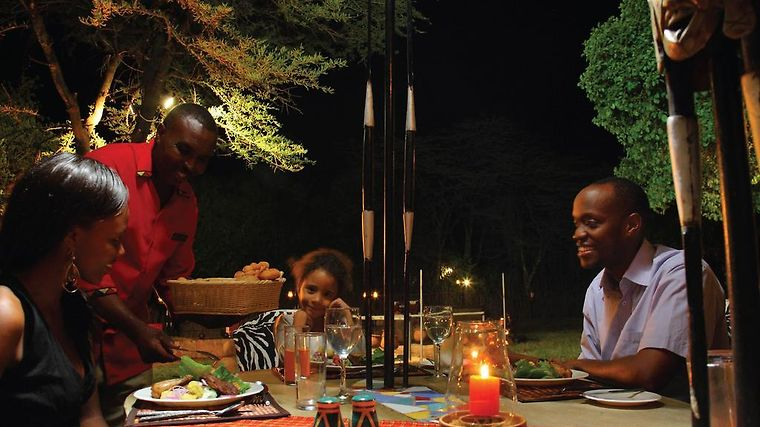 Sarova Mara Game Camp Exterior Hotel information