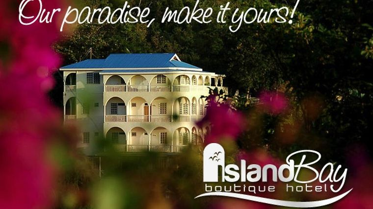 Island Bay Boutique Hotel photos Exterior Hotel information