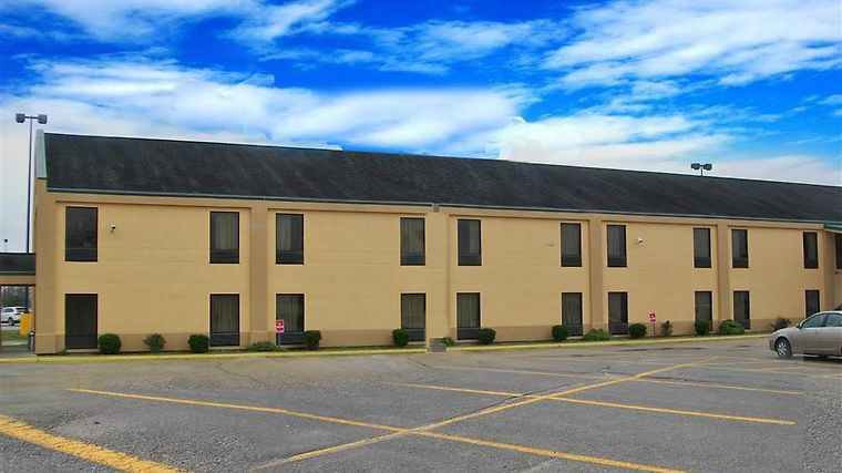 Americas Best Value Inn Breaux Bridge Exterior Exterior