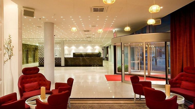 Park Inn By Radisson Meriton Conference & Spa Hotel Tallinn Interior