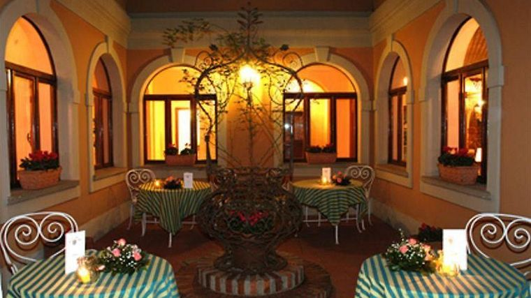 Grand Hotel Villa Fiorio - Grottaferrata Restaurant