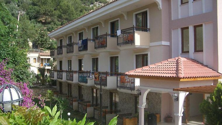 Perdikia Beach Hotel photos Exterior