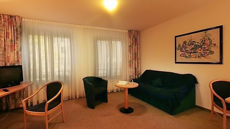 Boardinghouse Platanenhof Mannheim Room Comfort Two Room Apartment