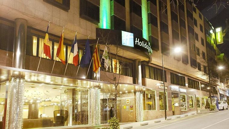 Holiday Inn Andorra Exterior