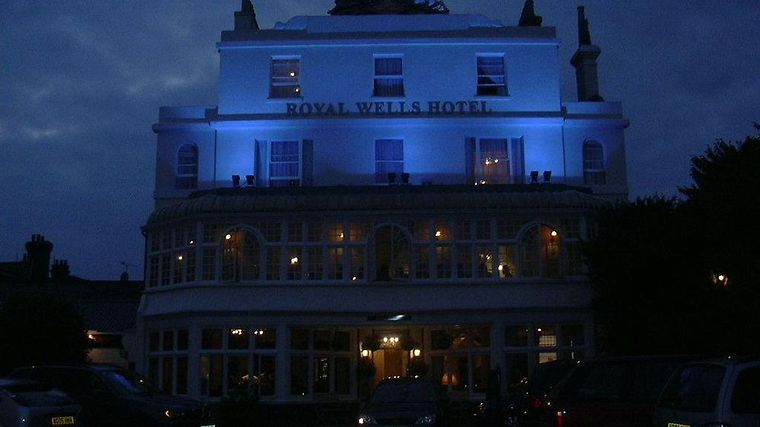 The Royal Wells Hotel Exterior