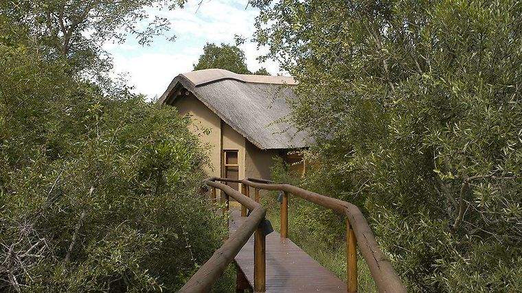 Shishangeni Private Lodge Exterior