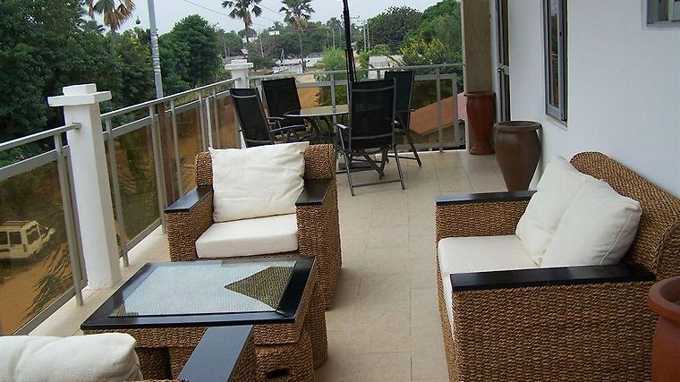 Wavecrest Hotel Gambia- Apartments Exterior