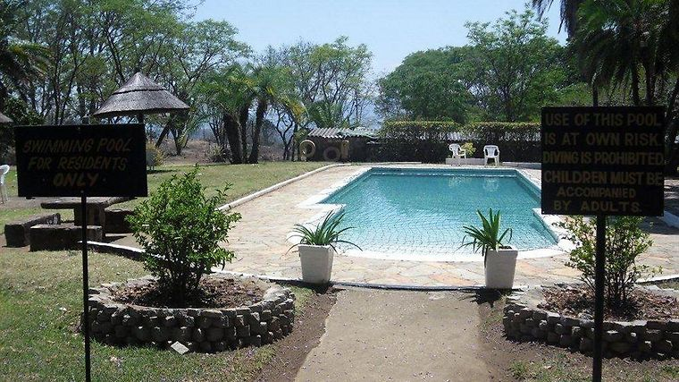Great Zimbabwe Hotel photos Exterior