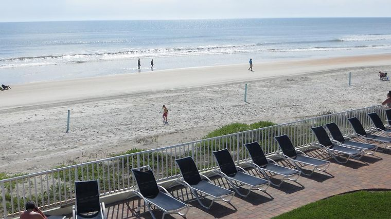 Days Inn Ormond Beach Mainsail Oceanfront Exterior Hotel information